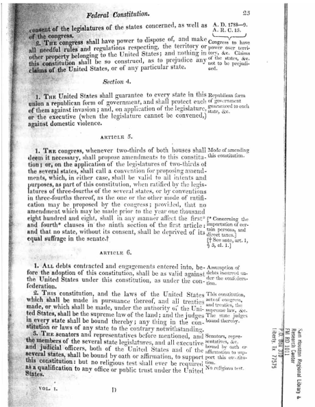 1819 United States Constitution Attested a_Page_12